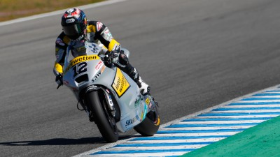 Lüthi remains top of Moto2™ field