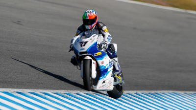 Busy final day at Jerez