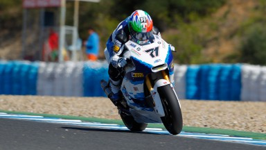 Corti ends final pre-season Test at Jerez fastest