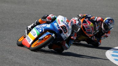 Viñales confirms pre-season Moto3™ form