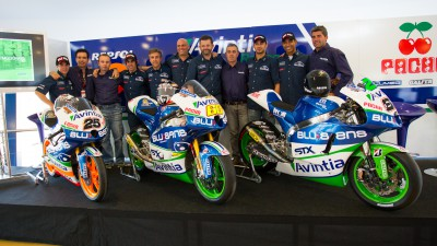 Avintia Racing presents three-category 2012 line-up