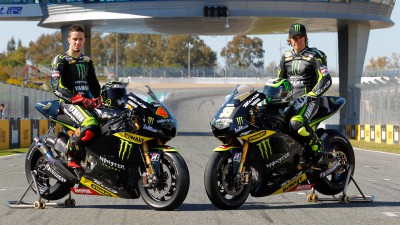 Monster Yamaha Tech 3 luce su nueva imagen