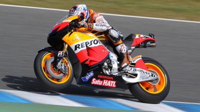 Full advantage taken of third and final day at Jerez