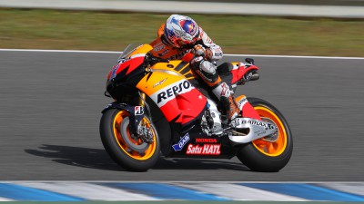 Stoner und Pedrosa reisen in Top-Form ab