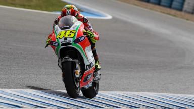Steigerung für Rossi, Hayden freut sich auf Katar