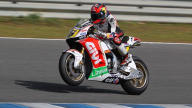 Good base set-up established for rookie Bradl