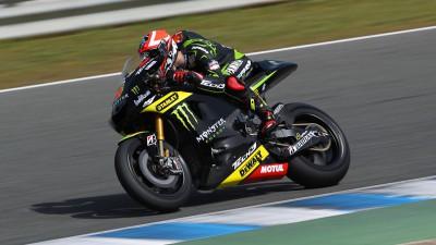 Bilan positif du côté de Monster Yamaha Tech3