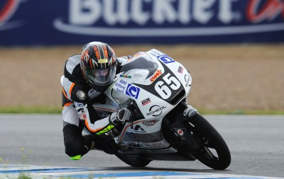 Pole Positions for Ottl, Rivas, Bonastre and Parchard at Jerez