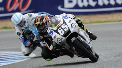 Ottl, Rivas, Smith and Habib all win Jerez