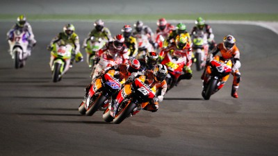 Commercialbank Grand Prix of Qatar racing numbers