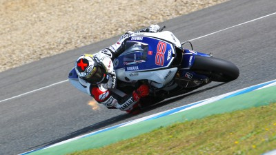 Lorenzo and Spies ready for Losail