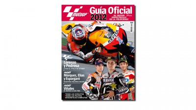 Se lanza la Guía Oficial de MotoGP™ de la temporada 2012