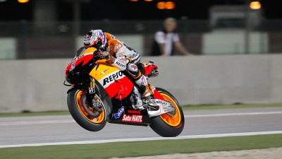Stoner sets the early MotoGP™ pace