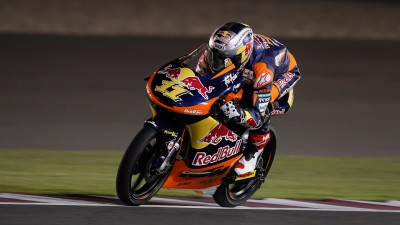 Cortese heads up final Moto3™ practice