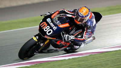 Moto2™ warm up ends with Rabat quickest