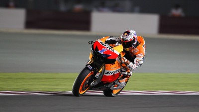 Stoner and Pedrosa unhappy with qualifying