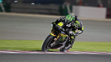 Crutchlow thrilled with first front-row start
