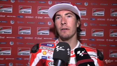 Hayden Sechster beim Grand Prix in Katar, Rossi Zehnter