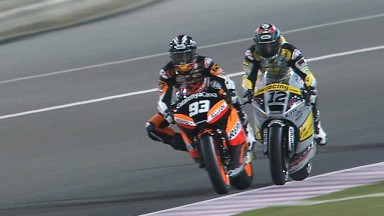 Lüthi and Márquez go head-to-head in Moto2™