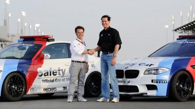 Capirossi zu MotoGP™-Experte für BMW M ernannt
