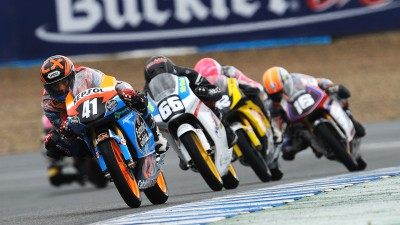 Navarra Circuit welcomes Round Two of the CEV Buckler 2012 Championship