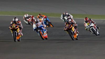 Moto3™ returns to Jerez in race trim
