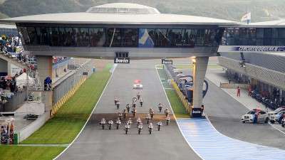 Red Bull MotoGP™ Rookies Cup kicks off at Jerez