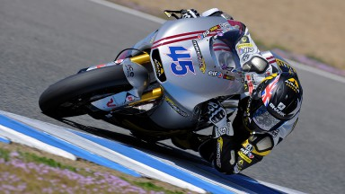 Redding looking to capitalize on Jerez form