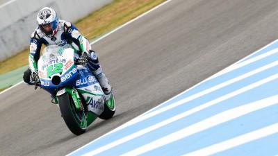 FP1 de MotoGP™ para esquecer em Jerez
