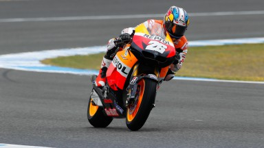 Pedrosa takes top honours in MotoGP FP2