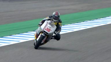 Kallio domine la seconde séance d'essais en Andalousie