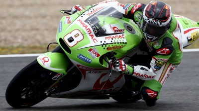 Difficult day for Pramac Racing