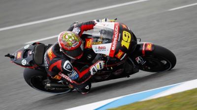 Bautista ottavo nelle qualifiche di Jerez