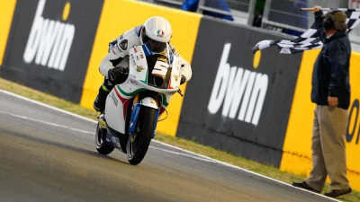 Fenati flies to maiden victory in Jerez thriller