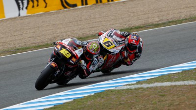 Bautista races to sixth, electronics problem for Pirro