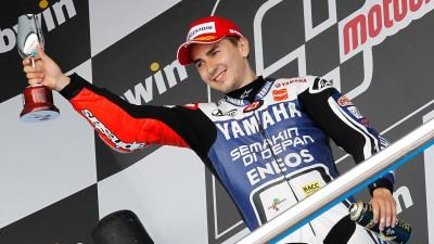 ロレンソが2戦連続表彰台、スピースは2戦連続の11位