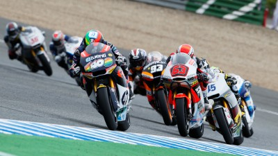 All'Estoril per lo spettacolo Moto2