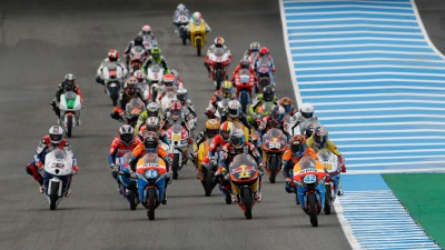 Moto3™-Zirkus macht Station in Portugal