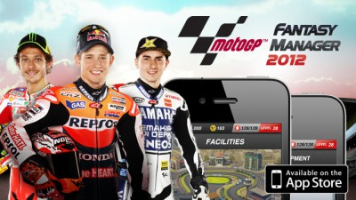 MotoGP™ Fantasy Manager 2012 out now!