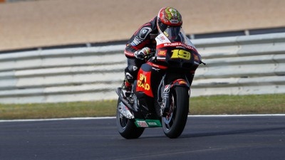 Second row start another step forward for Bautista