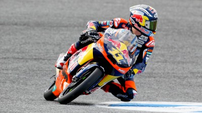 Warm-up Moto3™ : Cortese devant Viñales et Salom