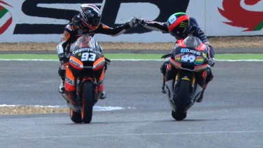 Marquez takes Estoril victory after epic last lap battle