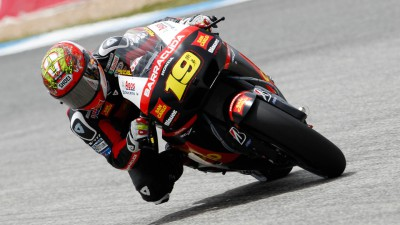 Positive day at Estoril for Bautista