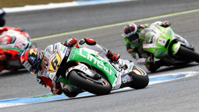 Another top ten finish for rookie Stefan Bradl