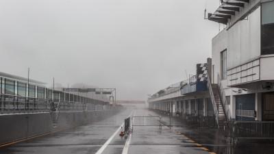 Erster MotoGP™-Test in der Saison wegen Regen abgesagt