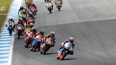 La sfida Moto3™ riparte a Le Mans