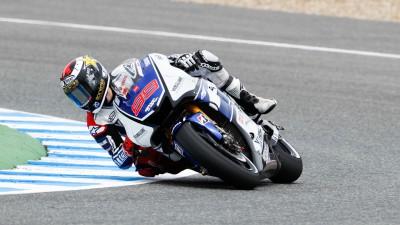 Lorenzo compte reprendre l'avantage au Mans