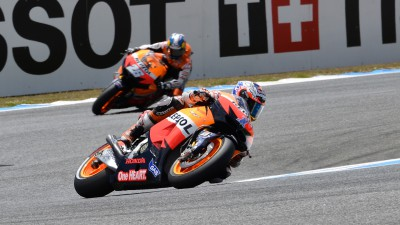 Repsol Honda duo aiming for podium in Le Mans