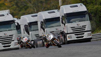 Kallio y Redding, a Le Mans tras un test privado en Navarra