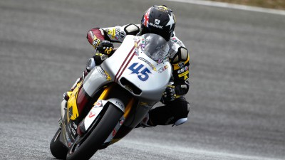 Redding goes top in second Moto2™ free practice at Le Mans